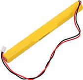Dantona Custom-4 Battery for Cooper Emergency Lighting