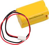 Saft 0120894-A Battery Replacement for Emergency Lighting