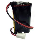 Saft 8500061 Battery for Emergency Lighting
