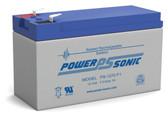 Ademco 4120EC Battery for Burglar Alarm and Security Panel