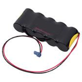 Baghelli 17934-P Battery for Emergency Lighting
