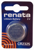 Solo II - 2 Altimeter Battery - Renata CR2325 3V