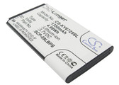 Kyocera SCP-59LBPS Battery for Hydro Icon - Life - Vibe Cellular Phone