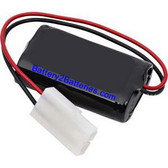 Chloride 1000030086 Rev 0 - 100003A095 Battery - Emergency - Exit Light (MALE PINS)