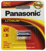 Panasonic CR2 Battery - 3V Lithium