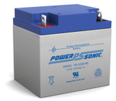 Power Sonic PS-12280 NB Battery - 12 Volt 28 Amp Hour