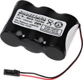 Dantona MED-72250 Battery - LumiView Portable Binocular Microscope