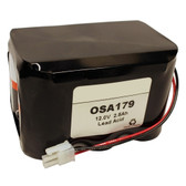 OSA179 Battery - Metricom Scada Repeater Radio