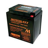 Motobatt MBTX30UHD Battery - AGM Sealed for Motorcycle - Powersport