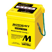 Yuasa 6N4-2A-4 Battery Replacement - AGM Sealed for Motorcycle
