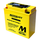 GS Battery GT14B-4 Battery Replacement - AGM Sealed for Motorcycle