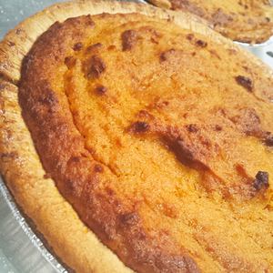 Ms. Jackson's Sweet Potato Pie