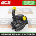 LAND ROVER DISCOVERY 2 POWER STEERING PUMP 2.5 TD5 1998 > 2004