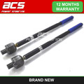 VW BORA STEERING RACK TIE TRACK ROD INNER ARMS 1999 TO 2005