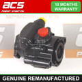 ROVER 25 1.1, 1.4, 1.6, 1.8 PETROL 1999 TO 2005 POWER STEERING PUMP