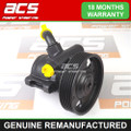 CITROEN XSARA MK2 2.0 16v VTR, VTS 1998 TO 2004 POWER STEERING PUMP
