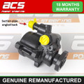 VW GOLF MK3 2.0 GTi 1992 TO 1998 POWER STEERING PUMP
