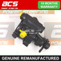 RENAULT MEGANE SCENIC 1.9 DCI 1998 TO 2002 (Without A/C) POWER STEERING PUMP