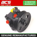 FORD FOCUS MK2 2005 TO 2012 (With A/C) POWER STEERING PUMP