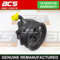 FORD FOCUS ST170 POWER STEERING PUMP 2.0 16V