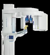 Sirona XG Plus panoramic + cone beam system.