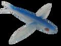 FRENZY Ballistic Flying Fish