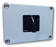63A - 3 Pole Changeover Switch [with Enclosure IP54]