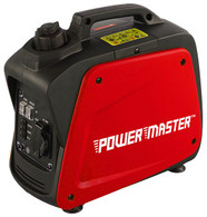 1.2 KVA Powermaster Inverter Generator (Petrol - Quiet) - WHILE STOCK LASTS!!!