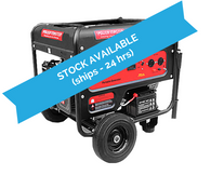 5.5 KVA 220V Powermaster Petrol Generator (IN STOCK - SHIPS WITHIN 24-48 Hours)