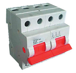2-pole 63 amp Changeover switch