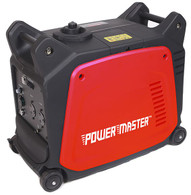 3.5 KVA Powermaster Inverter Generator (Petrol - QUIET- Ideal for Town Complexes)