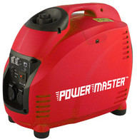 2.5 KVA Powermaster Inverter Generator (Petrol - QUIET- Ideal for Town Complexes)