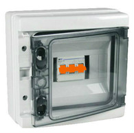 63A - 3 Pole Changeover Switch [in plastic enclosure]