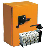160A- 4 Pole Industrial Changeover Switch [in Metal Box]