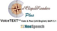eClipseReader Plus NeoSpeech Text-To-Speech