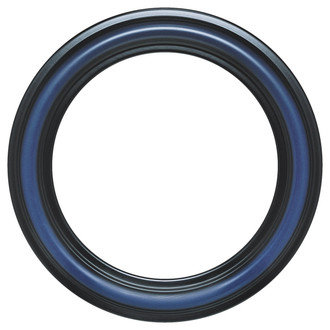 Philadelphia Round Frame # 460 - Royal Blue