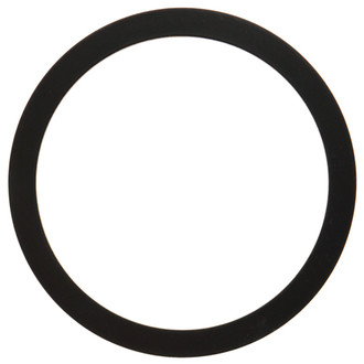 vienna round frame 481 matte black