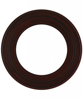 Palomar Round Frame # 797 - Black Cherry