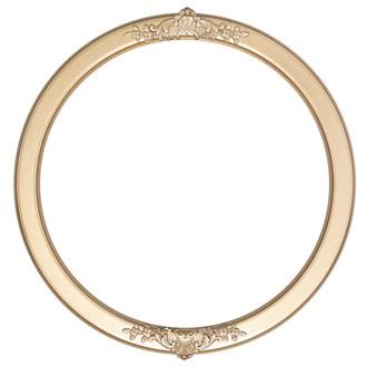 Athena Round Frame # 811 - Desert Gold