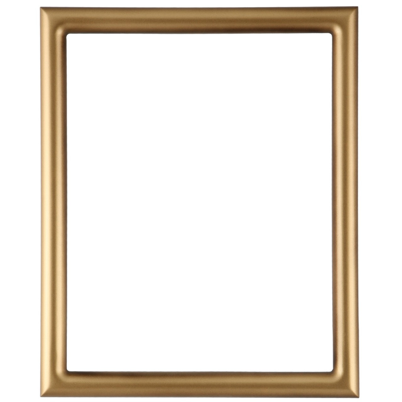 Rectangle Frame In Desert Gold Finish Gold Rectangle