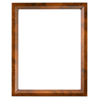 Huntington Rectangle Frame # 421 - Venetian Gold