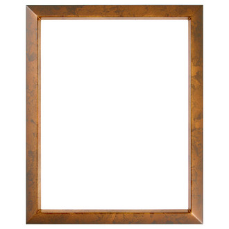Regatta Rectangle Frame # 423 - Venetian Gold