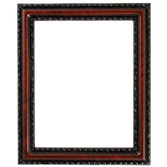 Dorset Rectangle Frame # 462 - Vintage Cherry