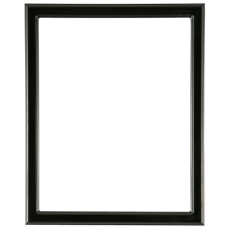 Toronto Rectangle Frame # 810 - Matte Black
