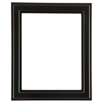 Wright Rectangle Frame # 820 - Hunter Green