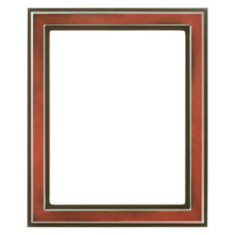 Wright Rectangle Frame # 820 - Rosewood