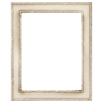 Monticello Rectangle Frame # 822 - Taupe