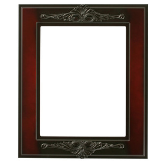 Ramino Rectangle Frame # 831 - Rosewood