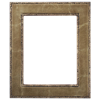 Paris Rectangle Frame # 832 - Champagne Gold