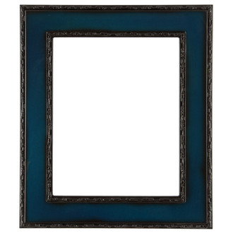 Paris Rectangle Frame # 832 - Royal Blue